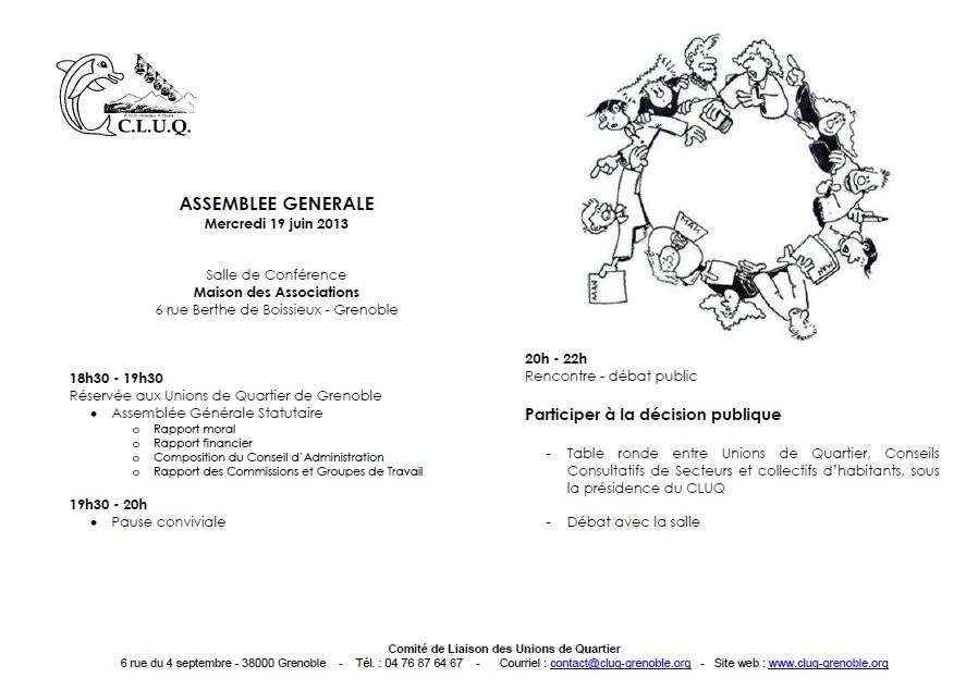 AG 2013 - invitation