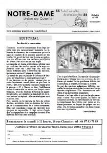 bulletin Nov 2015 notredame