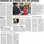 article presse - petition 2016