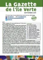 gazette ile verte sept 2019 page 1